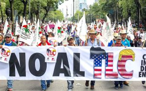 "Mexico: ""Free Trade"" Means Workers Misery"