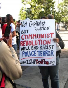 Communism Will End Capitalism's Police Terror