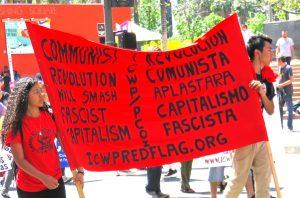 Solo el Comunismo Puede Acabar con la Violencia Fascista